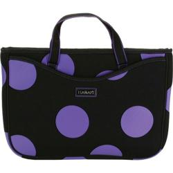 Women's Hadaki by Kalencom Neoprene 15.4 Laptop Sleeve/Tote Plum