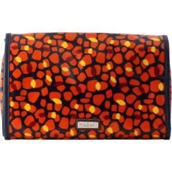 Women's Hadaki by Kalencom Toiletry Pod Roll-Up Arabesque Pebbles