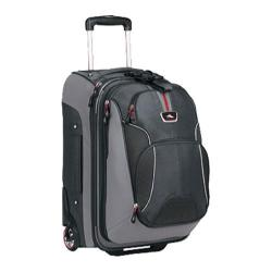 High Sierra Carry-on Wheeled Backpack with Daypack Greystone/Shadow/Black
