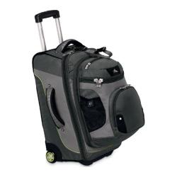 High Sierra Carry-On Wheeled Backpack with R Graphite/Titanium