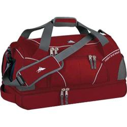 High Sierra Crunk Trunk 7157 Carmine Red/White