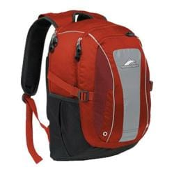 High Sierra Computer Backpack Lava/Red Clay/Ash