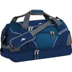 High Sierra Crunk Trunk 7157 Blue Velvet/Silver