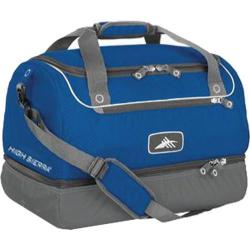 High Sierra Over-Under Cargo Duffel Ultra Blue/Charcoal