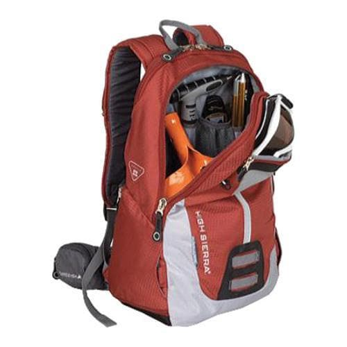 High Sierra Seeker 22L Pack Pomodoroash