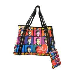 Women's I Love Lucy Signature Product I Love Lucy Bag LN1201 Black