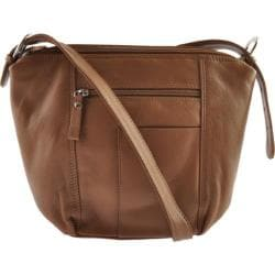 Women's ILI 6921 Shoulder Bag Camel
