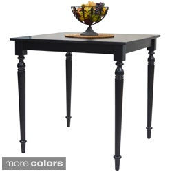 'Kendall' Antique Square Bar Table