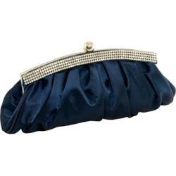 Women's J. Furmani 60436 London Evening Bag Navy
