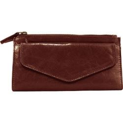 Women's Latico Agnes Clutch 4650 Brown Leather
