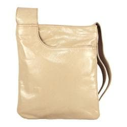 Women's Latico Athena Cross Body 7803 Parchment Leather
