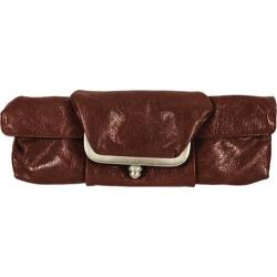 Women's Latico Barbi Clutch 7920 Brown Leather