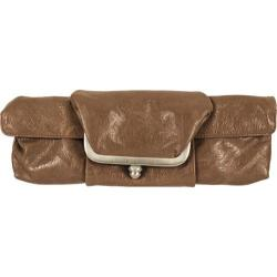 Women's Latico Barbi Clutch 7920 Mocha Leather