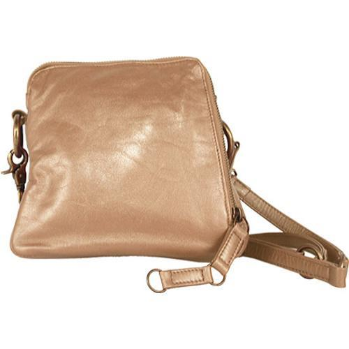 Women's Latico Beulah 2523 Metallic Taupe Leather