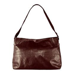 Women's Latico Cooper Hobo 7805 Brown Leather