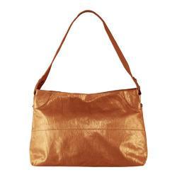 Women's Latico Cooper Hobo 7805 Metallic Copper Leather