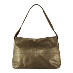 Women's Latico Cooper Hobo 7805 Metallic Olive Leather