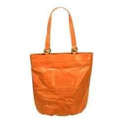 Women's Latico Dorothy N/S City Flapper 7928 Orange Leather