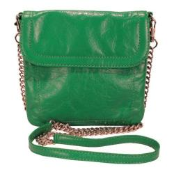 Women's Latico Gilda Cross Body 7888 Green Leather