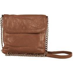 Women's Latico Gilda Cross Body 7888 Mocha Leather