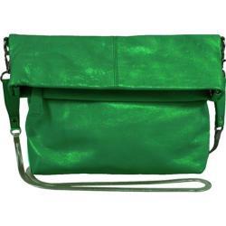Women's Latico Irene Cross Body 7800 Green Leather