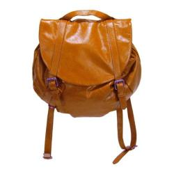 Women's Latico Jem Backpack 7986 Orange Leather