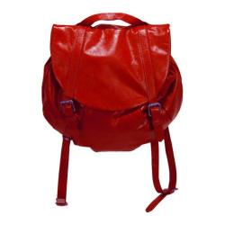 Women's Latico Jem Backpack 7986 Red Leather