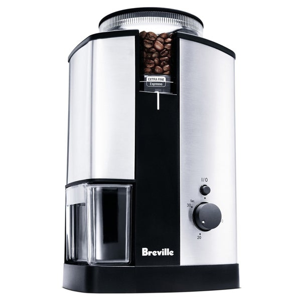 Breville Electric Coffee Maker : Breville BCG450XL Conical Burr Coffee Grinder - 15422058 - Overstock.com Shopping - Great Deals ...