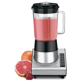 Cuisinart SB-5600FR Stainless Steel 6-speed Supreme Super Blender with Glass Jar (Refurbished)