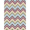 Metropolis 101015 Multicolored Area Rug (7'10 x 10'3)
