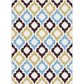 Metropolis 101022 Multicolored Area Rug (7'10 x 10'3)