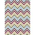 Metropolis 101015 Multicolored Area Rug (5'3 x 7'3)