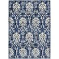 Barclay Butera Kaleidoscope Chambray Wool Rug (5'3 x 7'5)