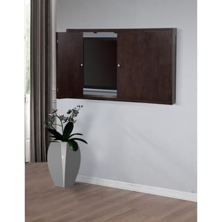Studio Halifax Finish Wall Mount TV Cabinet