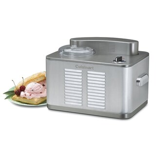 Cuisinart ICE-50BC Supreme Ice Cream Maker (Refurbished)