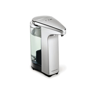 simplehuman Compact Sensor Pump with Soap Sample