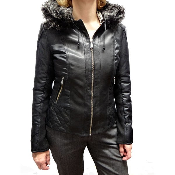 Michael Kors Women's Hooded Jacket