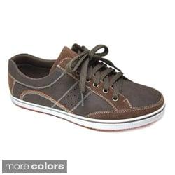 Polar Fox Men's Sneaker Low Top Lace-up Shoes