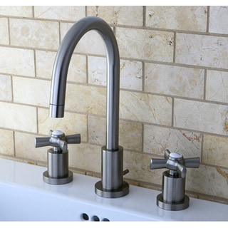 Concord Mini-widespread Satin Nickel Bathroom Faucet