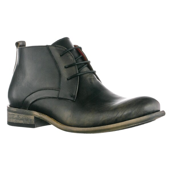 Steve Madden Men's 'Bruklyn' Leather Chukka Boots