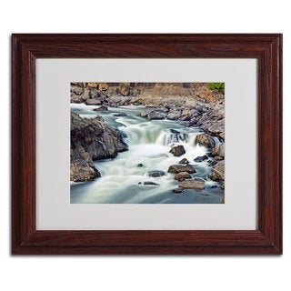 CATeyes 'A Treasure' Framed Giclee Print Matted Art