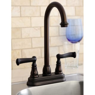 Royale Oil Rubbed Bronze Bar Faucet