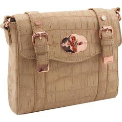 Women's 33rd & MAD La Vie en Rose Crossbody Tan