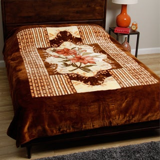 Royal Mink Tan Blanket