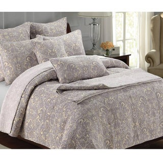 Paisley 3-piece Quilt Set