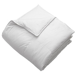 Oversized 650 Fill Power American White Down Comforter
