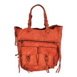 Women's Latico Mason 7283 Orange Leather