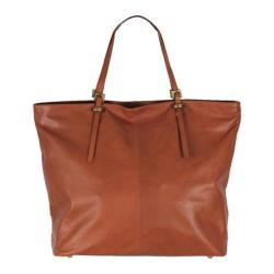 Women's Latico Nadia Tote 7958 Tan Leather