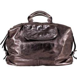 Women's Latico Natalia Satchel/Weekender 1808 Gunmetal Leather