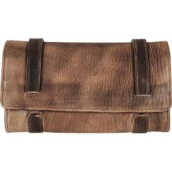 Women's Latico Tasha Convertible Wallet 3400 Brown Leather